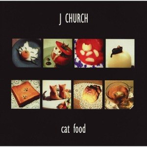 J CHURCH - CAT FOOD