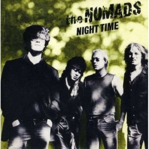 NOMADS, THE - NIGHT TIME / BOSS HOSS