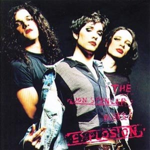 JON SPENCER BLUES EXPLOSION, THE - CRYPT-STYLE