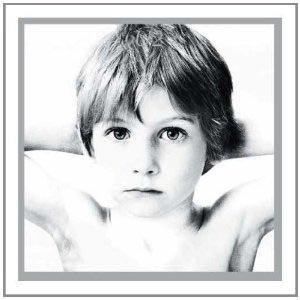 U2 - BOY (HEAVY WEIGHT VINYL)
