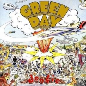 GREEN DAY - DOOKIE (180GR)