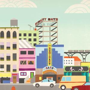 FRUIT BATS - THE RUMINANT BAND