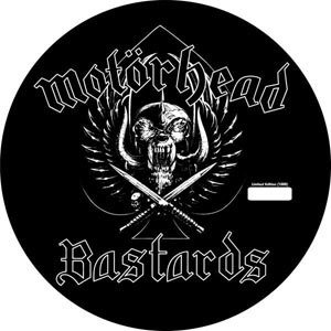 MOTÖRHEAD - BASTARDS (PICTURE)