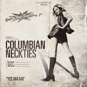 COLUMBIAN NECKTIES - YES MA'AM