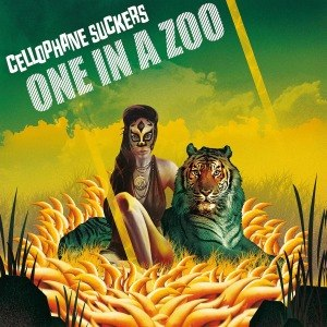 CELLOPHANE SUCKERS - ONE IN A ZOO