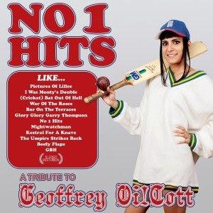 GEOFFREY OI!COTT - NO.1 HITS A TRIBUTE TO GEOFFREY OI