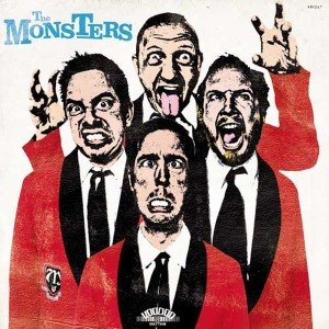 MONSTERS, THE - POP UP YOURS (LP & CD)