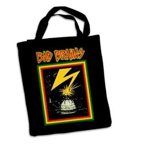 BAD BRAINS - CANVAS TOTE BAG