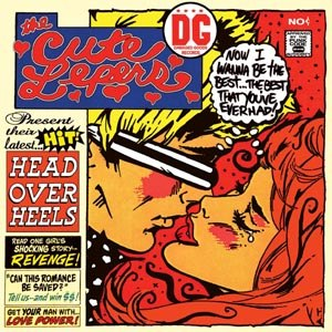 CUTE LEPERS, THE - HEAD OVER HEELS /AIN'T THAT A SHAME