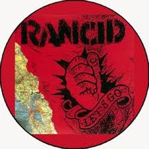 RANCID - LET'S GO (PIC)