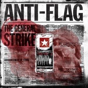 ANTI-FLAG - THE GENERAL STRIKE - COLORED VINYL