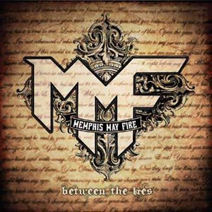 MEMPHIS MAY FIRE - BETWEEN THE LIES (RECORD STORE DAY