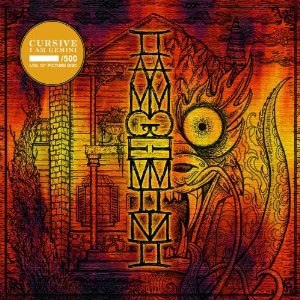 CURSIVE - I AM GEMINI (PICTURE LP)