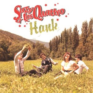 SUZY & LOS QUATTRO - HANK