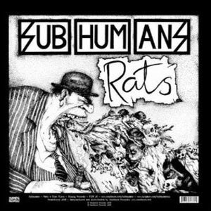 SUBHUMANS - TIME FLIES/RATS