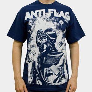 ANTI-FLAG - GASMASK