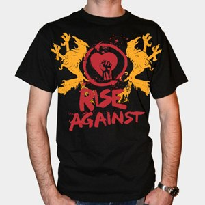RISE AGAINST - FIST CREST