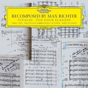 RICHTER, MAX/HOPE, DANIEL - RECOMPOSED BY MAX RICHTER: VIVALDI,