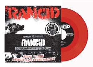 RANCID - SELF-TITLED (ALBUM PACK)