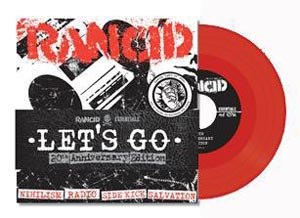 RANCID - LET'S GO (ALBUM PACK)