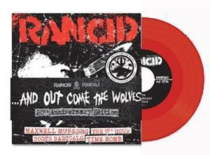 RANCID - ... AND OUT COME THE WOLVES (ALBUM
