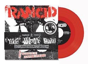 RANCID - LIFE WON'T WAIT (ALBUM PACK)