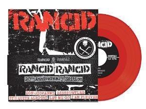 RANCID - RANCID (ALBUM PACK)