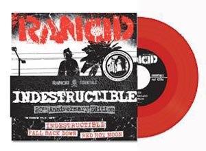 RANCID - INDESTRUCTIBLE (ALBUM PACK)