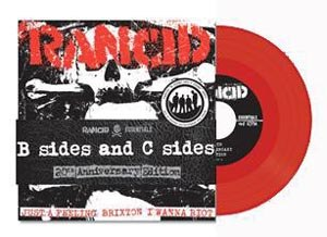 RANCID - B SIDES AND C SIDES (ALBUM PACK)