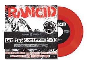 RANCID - LET THE DOMINOES FALL (ALBUM PACK)