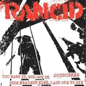 RANCID - LET THE DOMINOES FALL (ACOUSTIC) E/