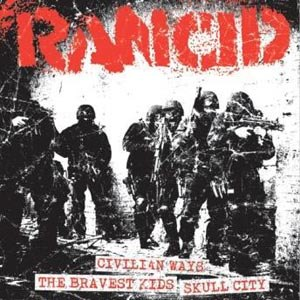 RANCID - LET THE DOMINOES FALL E/F
