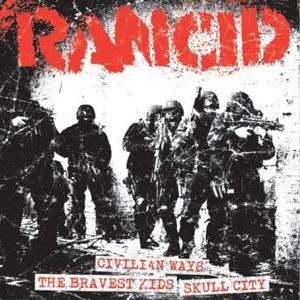 RANCID - LET THE DOMINOES FALL E/F
