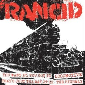 RANCID - LET THE DOMINOES FALL I/J