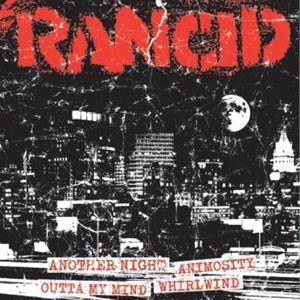 RANCID - SELF-TITLED C/D