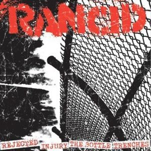 RANCID - SELF-TITLED E/F