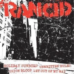 RANCID - SELF-TITLED G/H