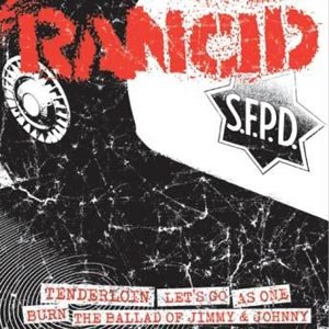RANCID - LET'S GO C/D
