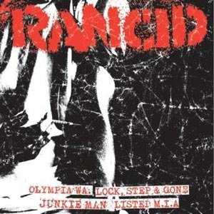 RANCID - ... AND OUT COME THE WOLVES C/D