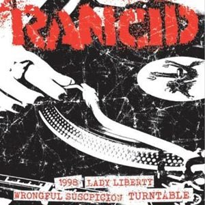 RANCID - LIFE WON'T WAIT I/J