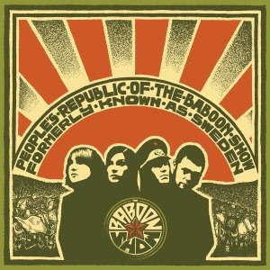 BABOON SHOW, THE - PEOPLE'S REPUBLIC OF THE BABOON SHO