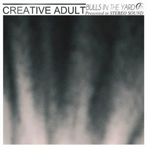 CREATIVE ADULT - BULLS IN THE YARD