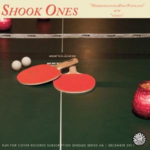 SHOOK ONES - MERRIWEATHER POST PAVILLION