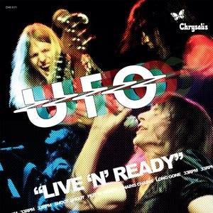 UFO - LIVE'N'READY