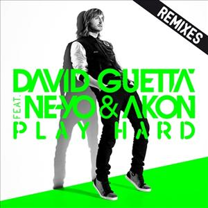 GUETTA, DAVID - PLAY HARD (REMIXES)