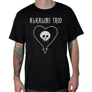 ALKALINE TRIO - CLASSIC HEARTSKULL
