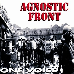 AGNOSTIC FRONT - ONE VOICE (GOLD)