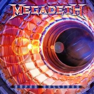 MEGADETH - SUPER COLLIDER (STANDARD VINYL)