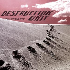 DESTRUCTION UNIT - TWO STRONG HITS