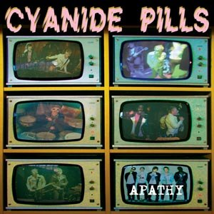 CYANIDE PILLS - APATHY / CONSPIRACY THEORY